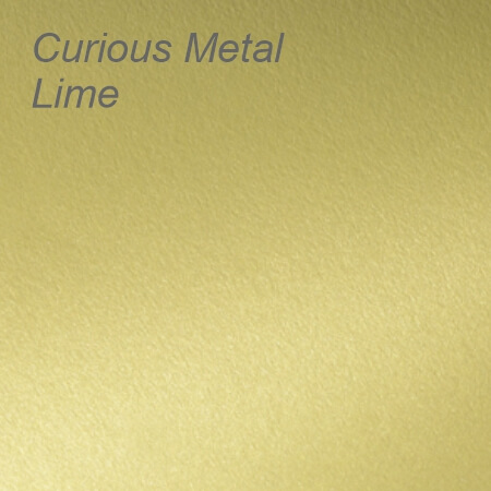 Curious Metal Lime
