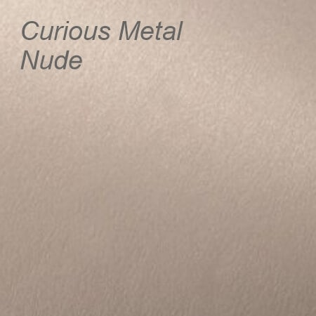 Curious Metal Nude