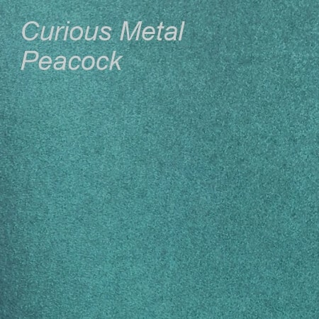 Curious Metal Peacock