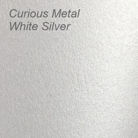 Curious Metal White Silver