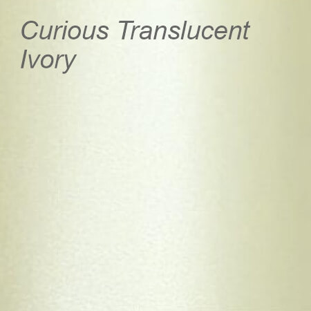 Curious Translucent Ivory