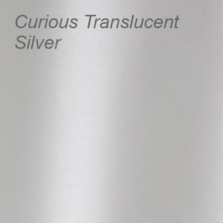 Curious Translucent Silver