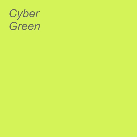 Cyber Green Colour Swatch