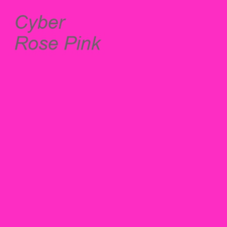 Cyber Rose Pink Colour Swatch