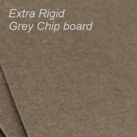 Extra Rigid Grey Chipboard