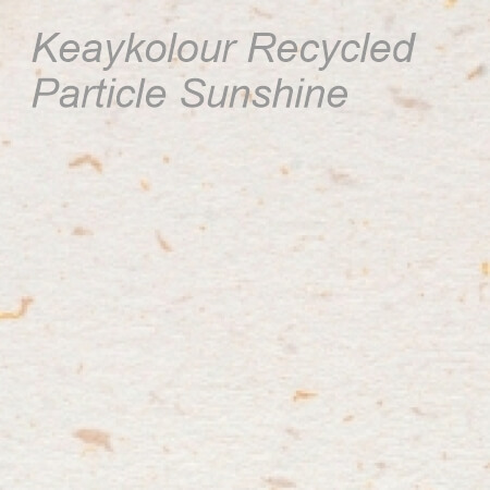 Keaykolour Recycled Particle Sunshine