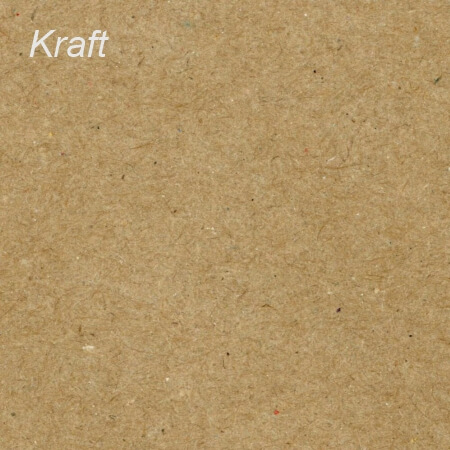 Kraft Brown Swatch