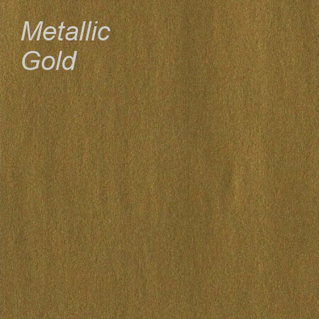 Metallic Gold Colour Swatch