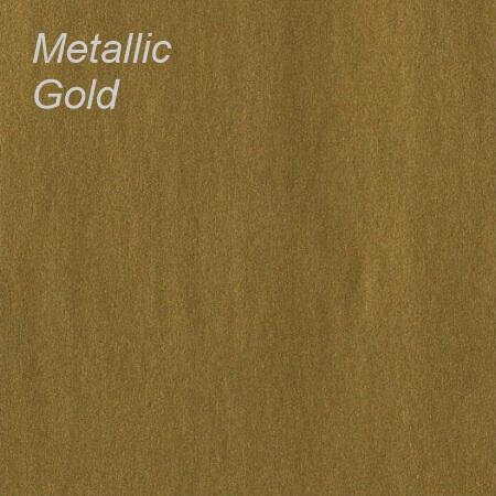 Metallic Gold Colour Swatch