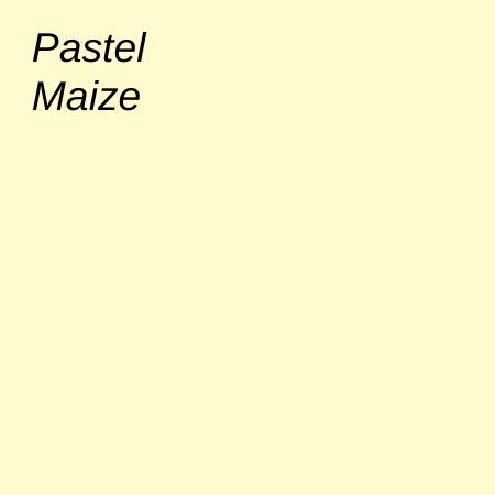 Pastel Maize Board Range