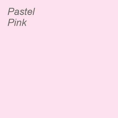 Pastel Pink Paper & Board Range