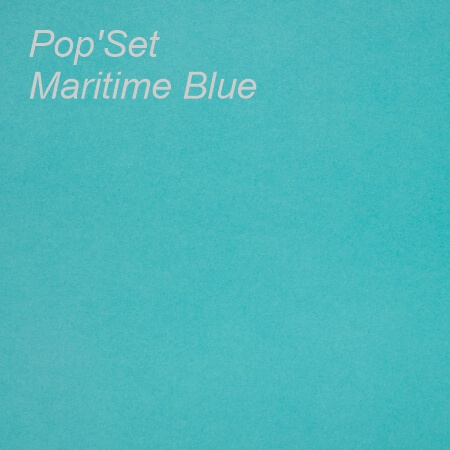 Pop'Set Maritime Blue