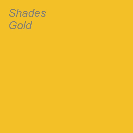 Shades Gold Colour Swatch