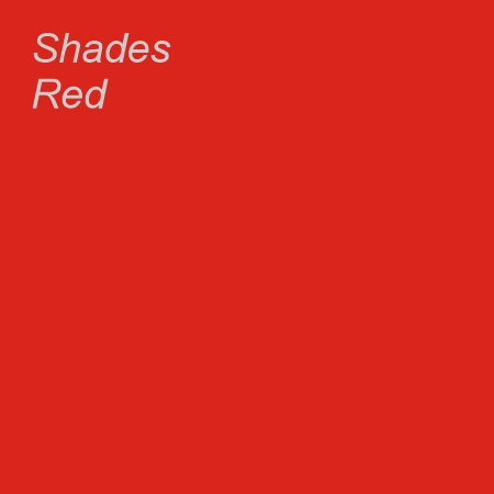 Shades Racing Red Colour Swatch