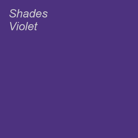 Shades Violet Colour Swatch