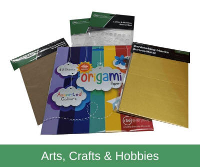 Arts, Crafts & Hobbies Category