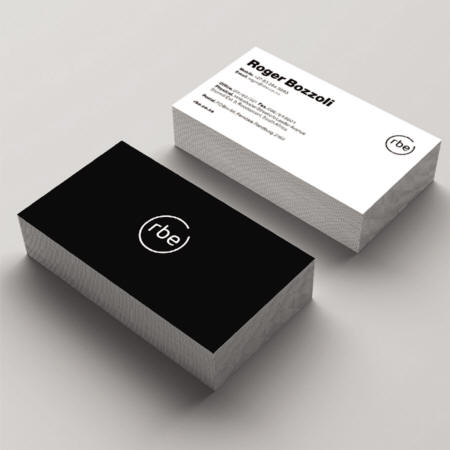 Business Cards - Custom Made
