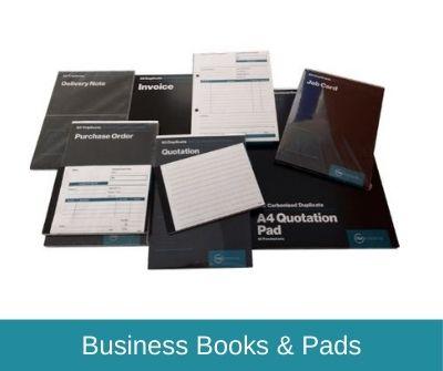 Business Books & Pads